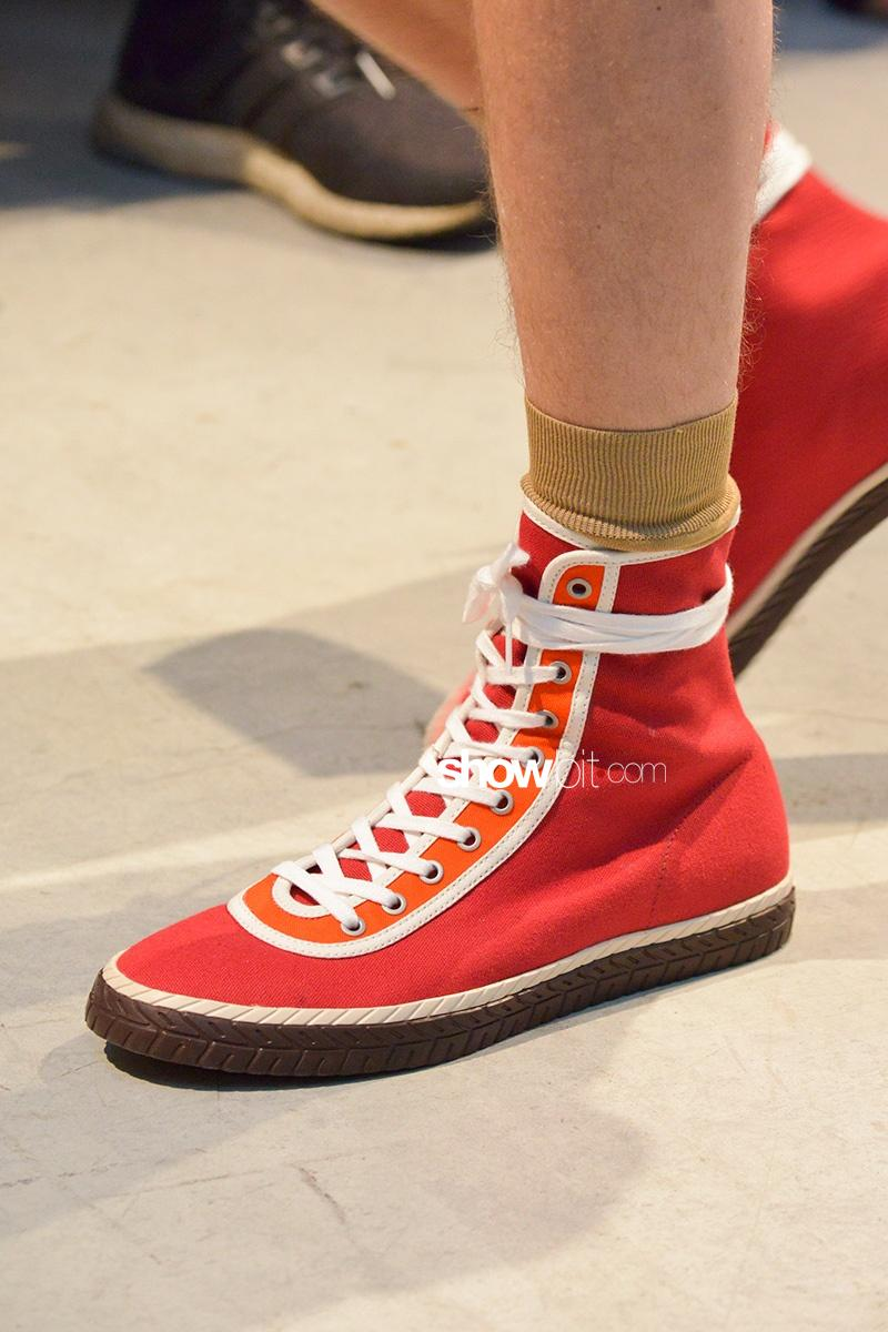 Marni Spring 2018 Men's Shoes