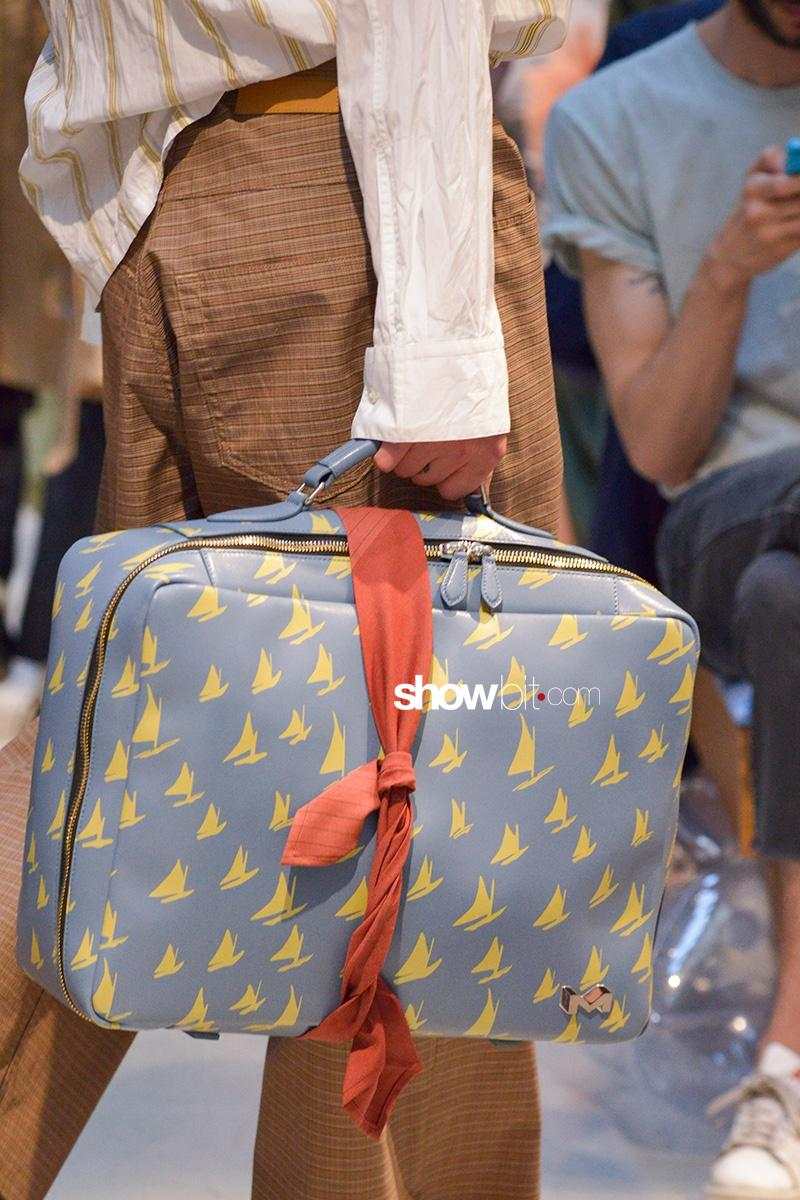 Marni Men Spring Summer 2018 Bag