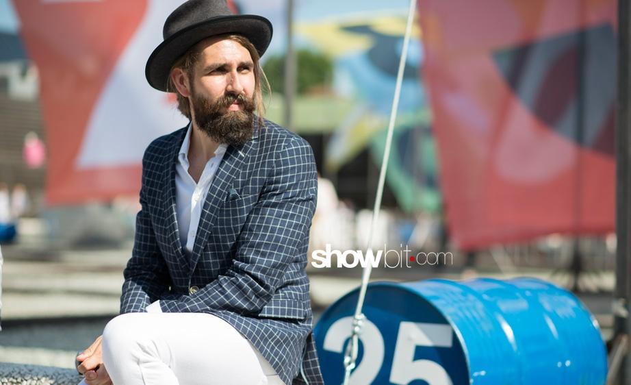 SHOWbit a Pitti Uomo Primavera Estate 2018 ShowBit