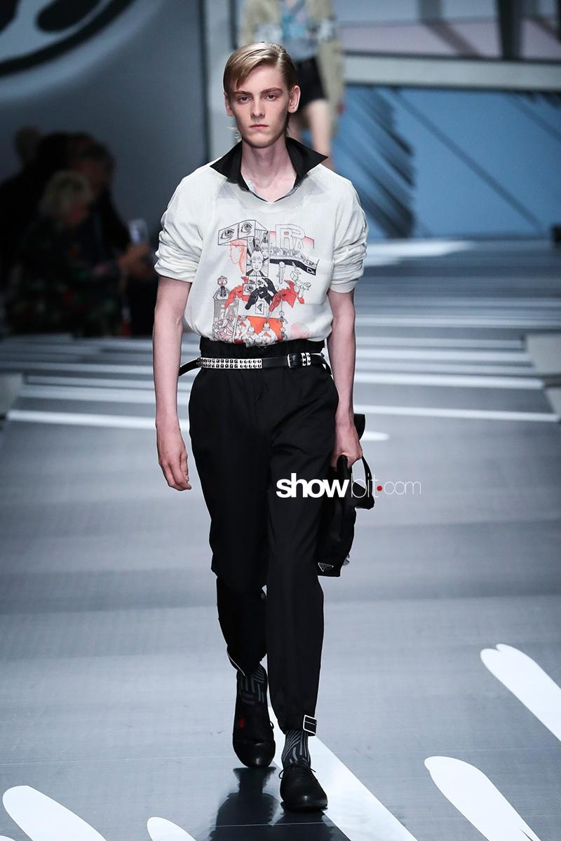 Prada Spring Summer 2018 Men