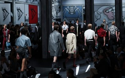 MMFW: Prada Spring Summer 2018 Collection