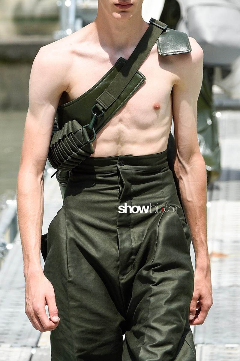 Accessories Rick Owens SS 2018 Men