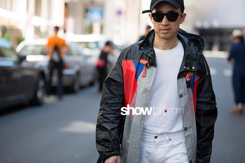 Milano Street Style SS18 Men's