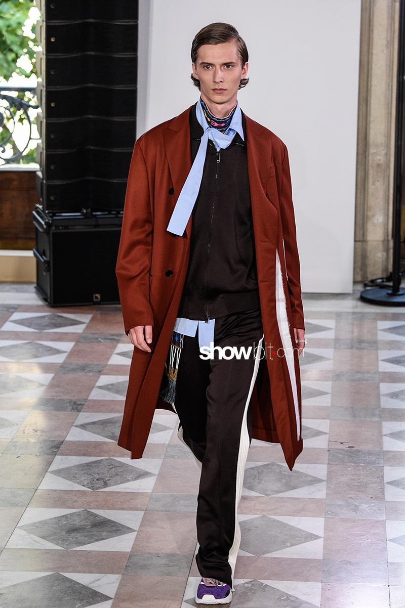 Valentino S18 Menswear