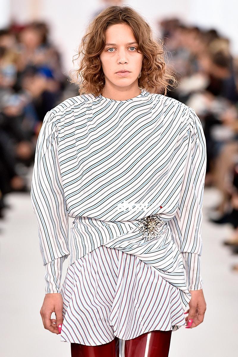 Balenciaga Big Shoulders S17