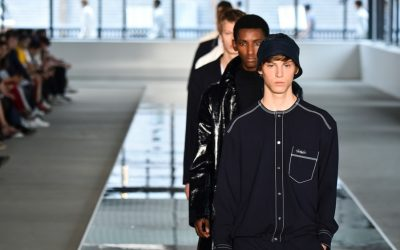 New York Men's Fashion Week: Boss Spring Summer 2018 Collection