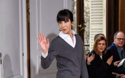 Bouchra Jarrar to leave Lanvin
