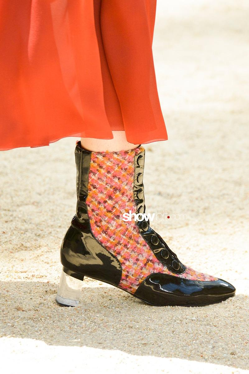 Chanel Shoes F17 Haute Couture Accessories