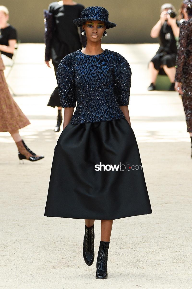 Chanel F17 Haute Couture
