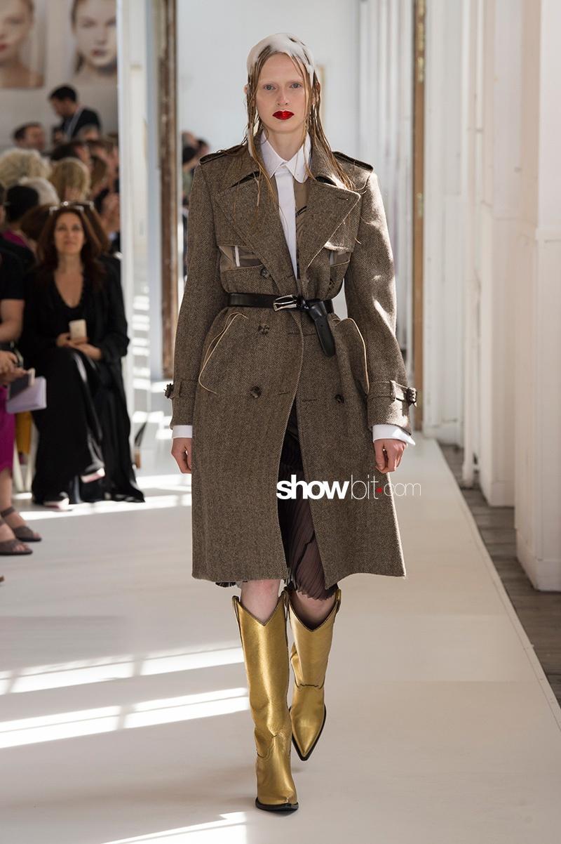 Maison Margiela F17 Haute Couture