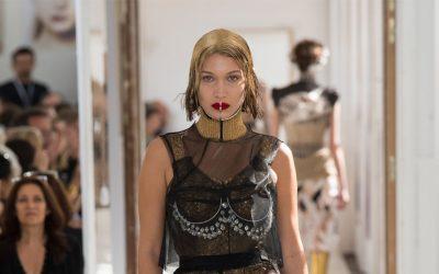 Paris Haute Couture: Maison Margiela Fall Winter 2017 Collection