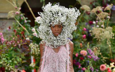 Paris Couture Week: Rodarte Spring Summer 2018 Collection