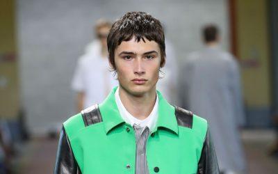 Trend moda maschile PE18: il verde è trendy per l'estate!