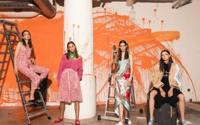 Collezioni donna Primavera Estate 2018 dalla Copenhagen Fashion Week