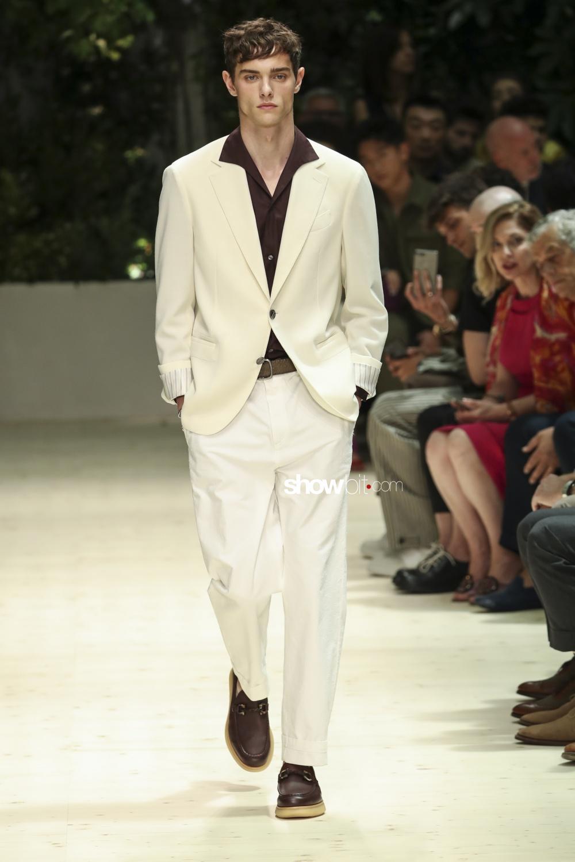 Salvatore Ferragamo Menswear SS18