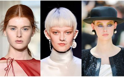 Haute Couture Fall Winter 2017: the best make up choices from the runways