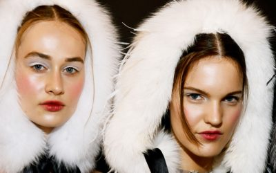 Beauty secrets from Haute Couture: when headgear makes the difference
