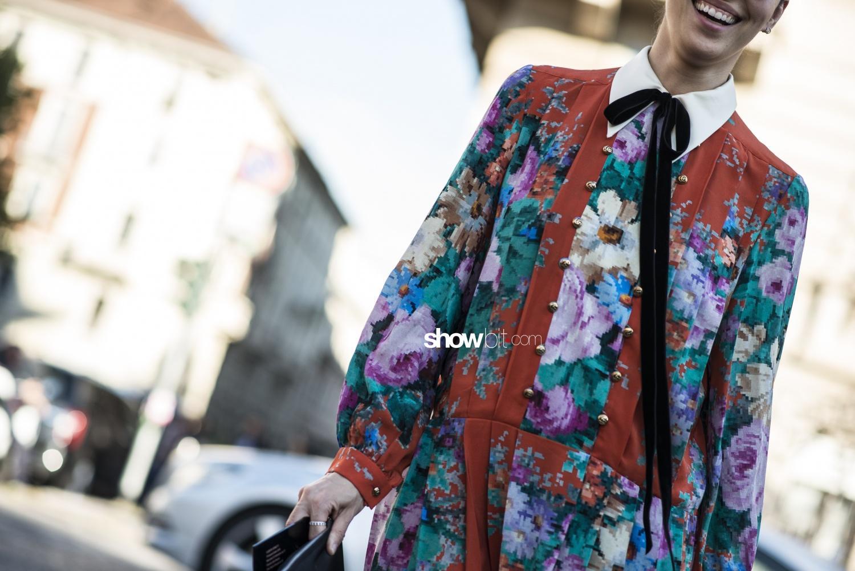 Milano Fashion Week Street