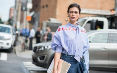New York Fashion Week Spring Summer 2018: Street Style, all the best outfits we saw outside the collections