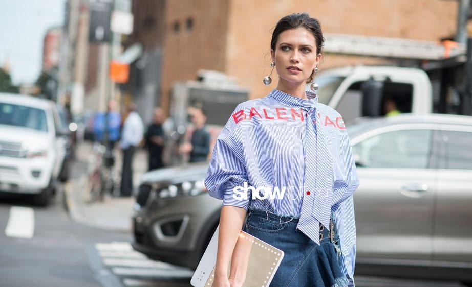 New York Fashion Week Spring Summer 2018: Street Style, all
