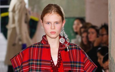 London Fashion Week: Burberry goes brit-eccentric with the Fall Winter 2017 collection