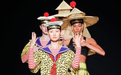 Desigual Spring Summer 2018 Collection from New York Fashion Week