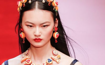 Milan Fashion Week Spring Summer 2018: Dolce&Gabbana's Queen of Hearts