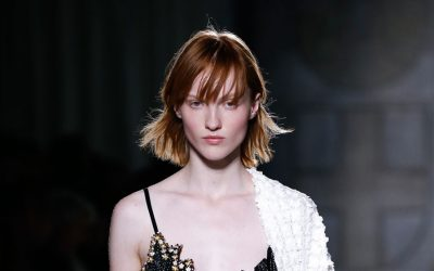 Milan Fashion Week Spring Summer 2018: Fausto Puglisi's delicate intimacy