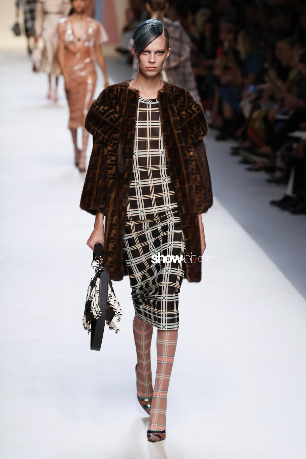 Fendi Spring Summer 2018 Collection