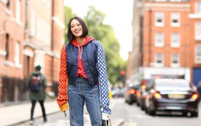 Street Style from London Fashion Week SS18: all the best outfits