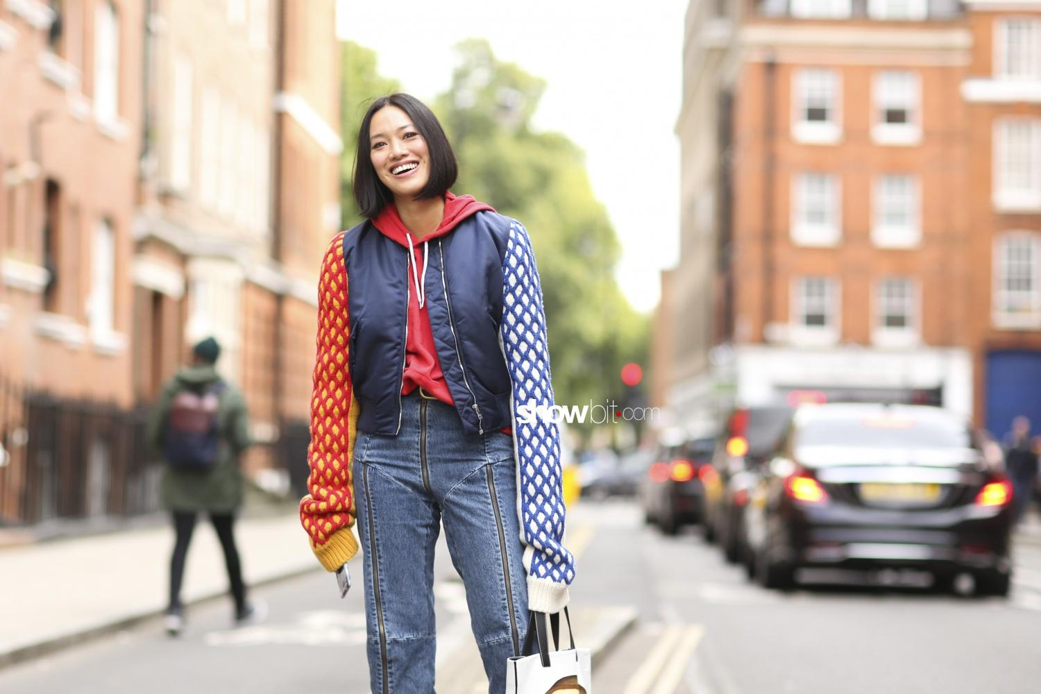 London Fashion Street Style
