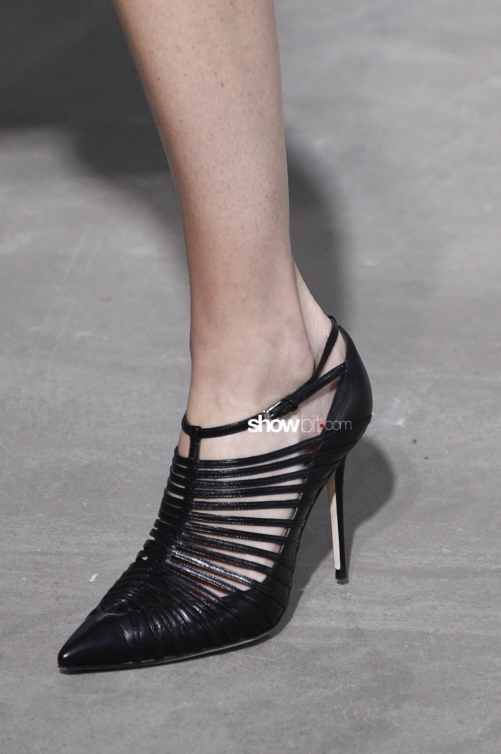 Jason Wu SS18 Shoes