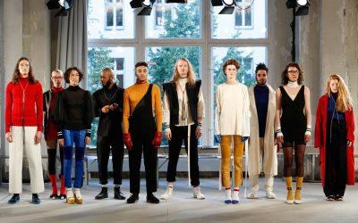 Berlin Fashion Week: Nathini Van Der Meer Spring Summer 2018 Collection