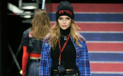 London Fashion Week: Gigi Hadid x Tommy Hilfiger Fall Winter 2018 Collection