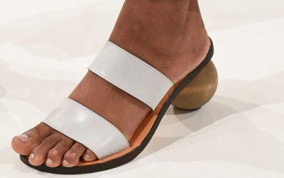 Dalle collezioni donna della New York Fashion Week le migliori scarpe presentate dai designer