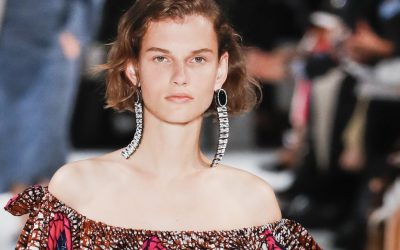 The many faces of Stella McCartney at Paris Fashion Week ss18