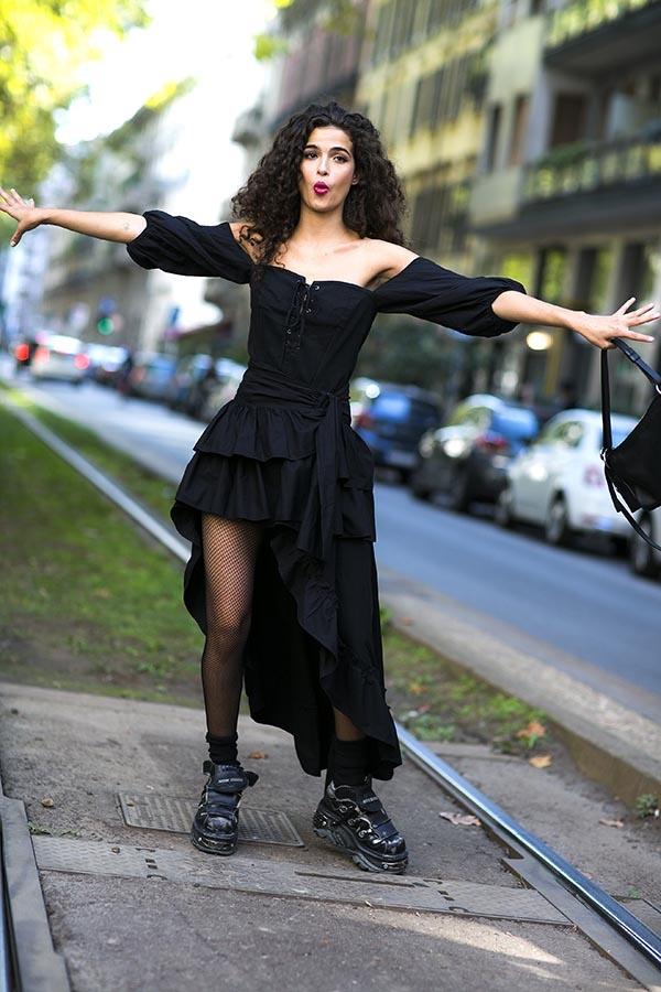 foto di moda