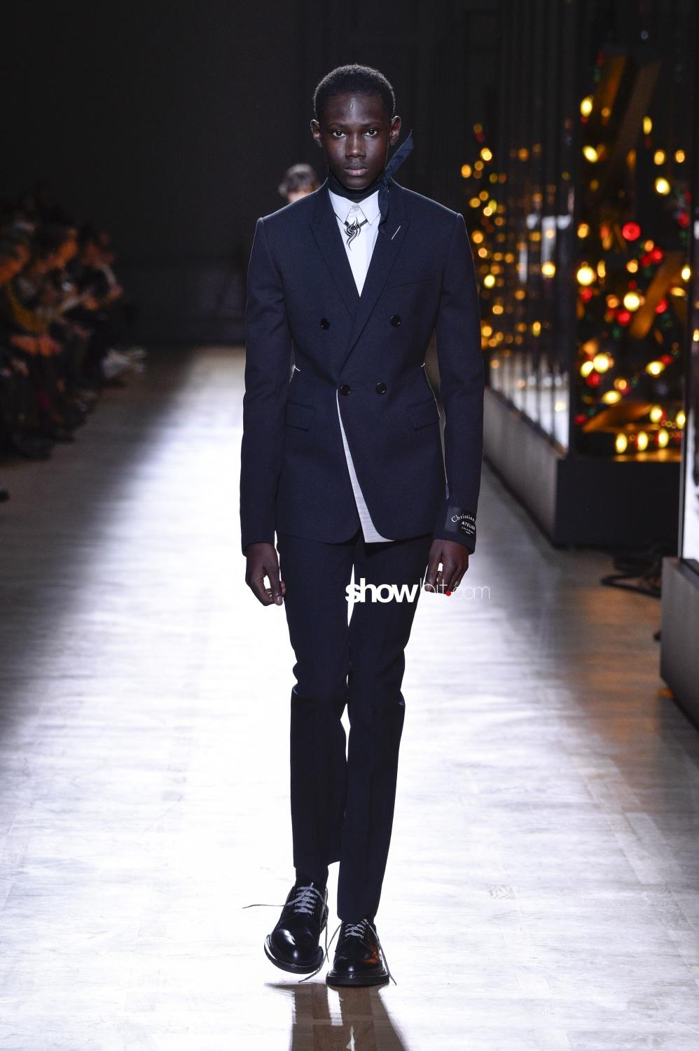 Dior Homme men paris fall winter 2018
