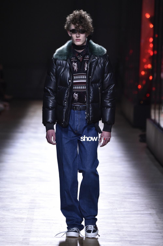 Dior Homme men paris fall winter 2018