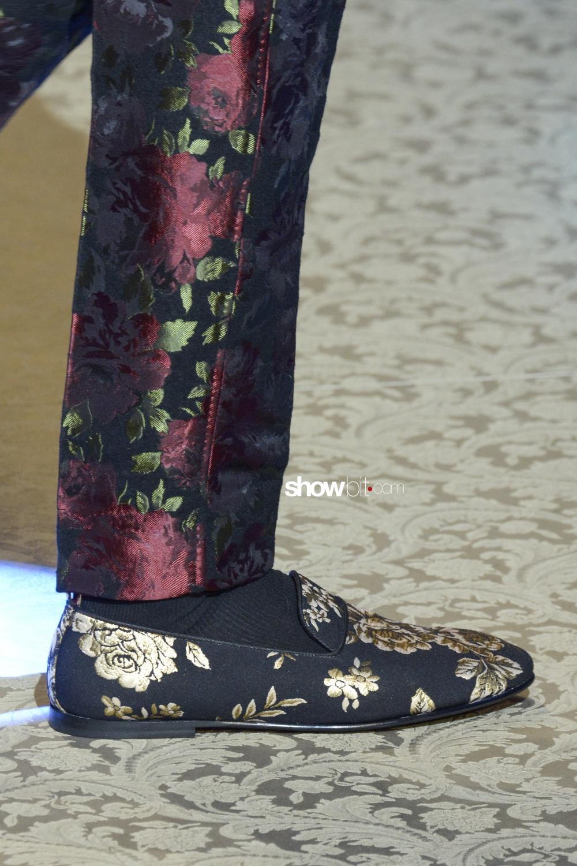 Dolce & Gabbana shoes man Fall 2018 Milano