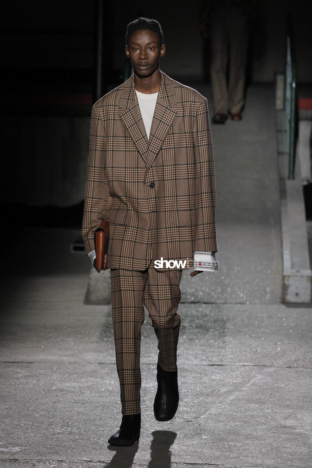 Dries Van Noten fall winter 2018 men paris