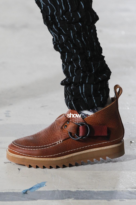 Facetasm shoes Fall 2018 paris