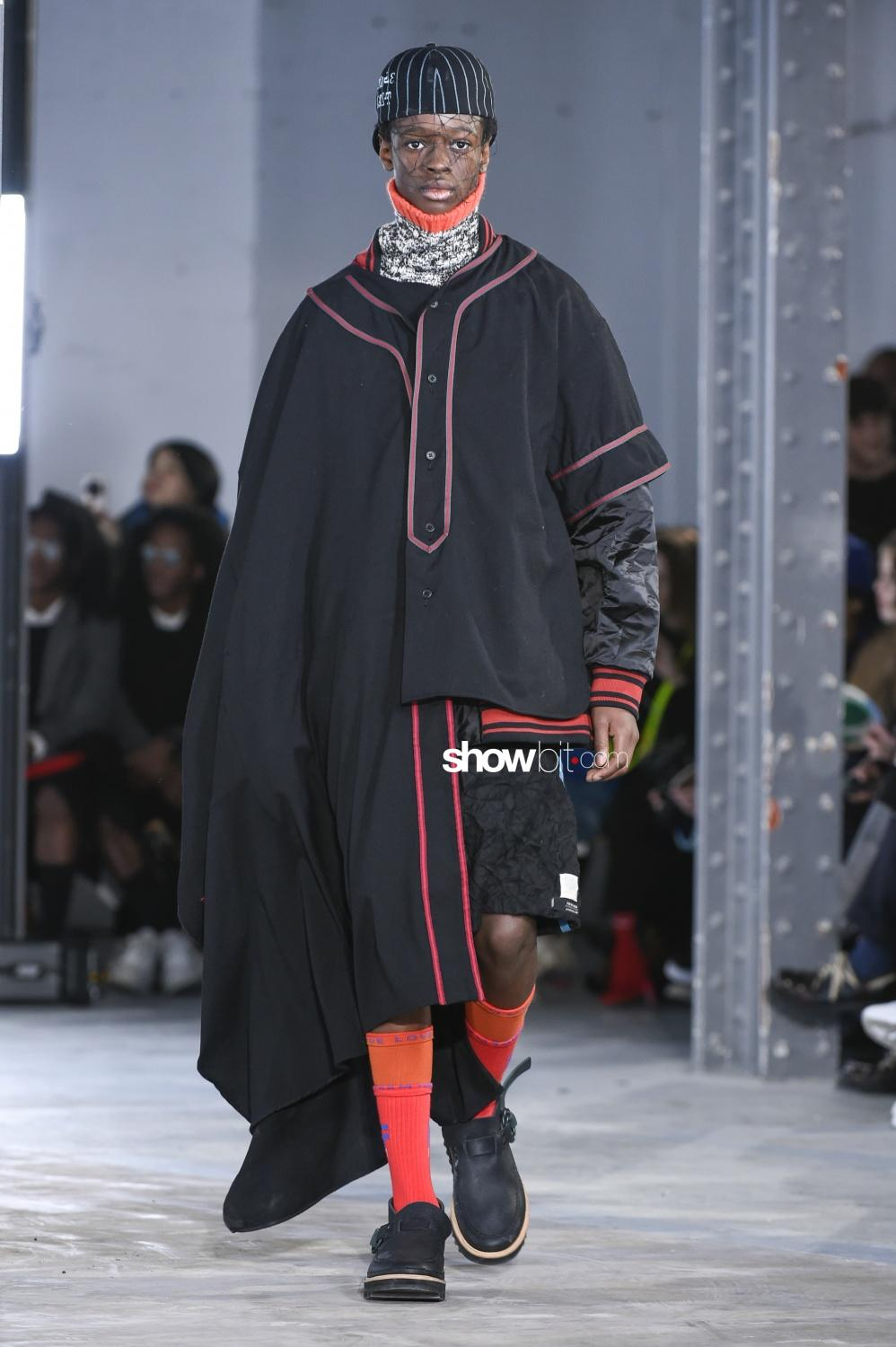 Facetasm fall winter 2018 paris