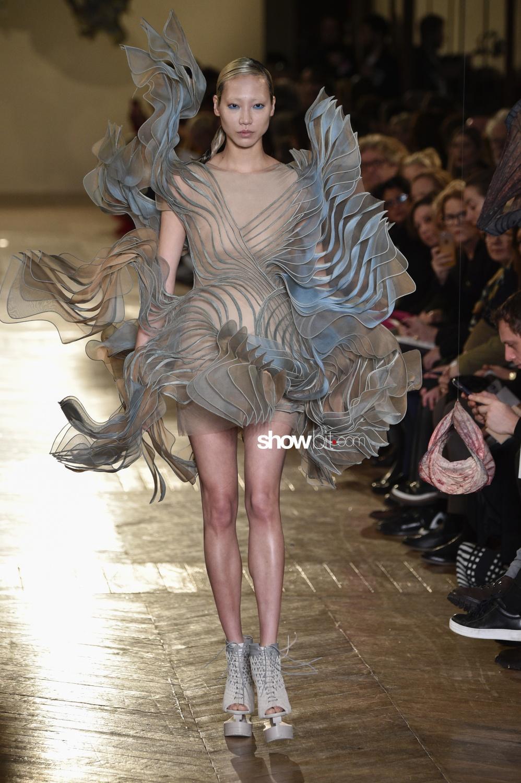 Iris Van Herpen Spring 2018 haute couture paris
