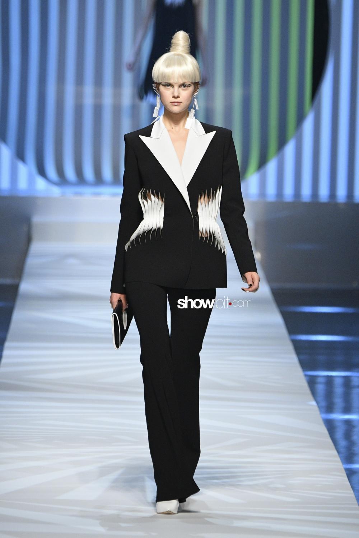 Jean Paul Gaultier spring summer 2018 haute couture