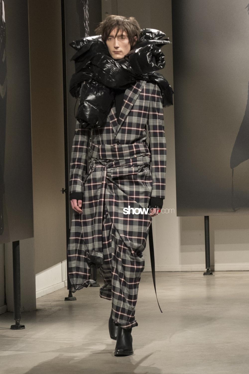 Juun.J fall winter 2018 men paris