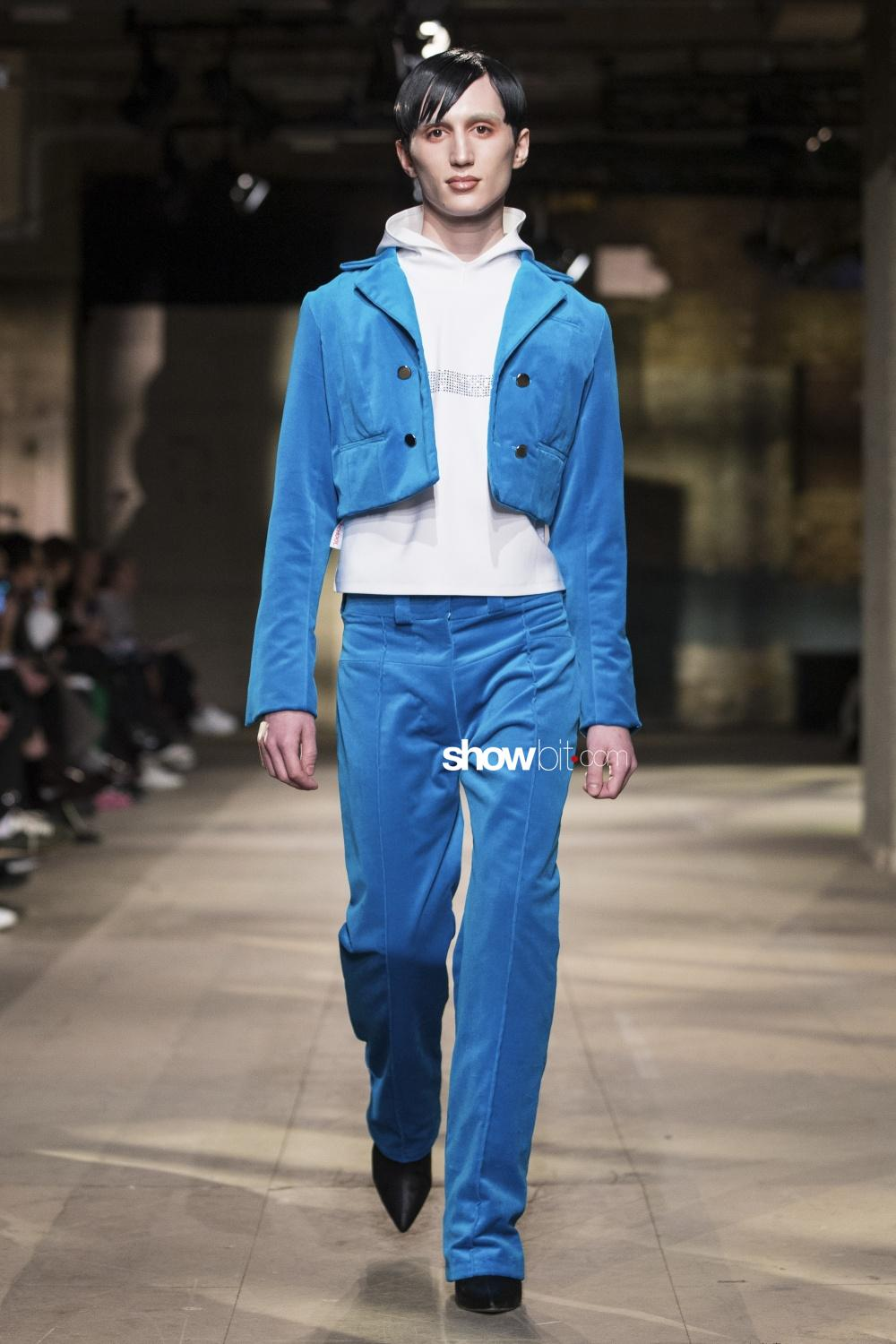 MAN Art School men london fall winter 2018