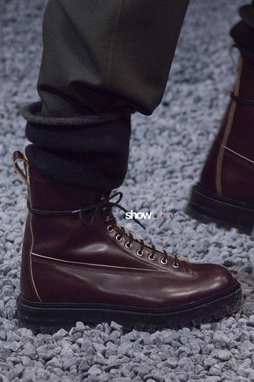 Marni shoes man Fall 2018 Milano