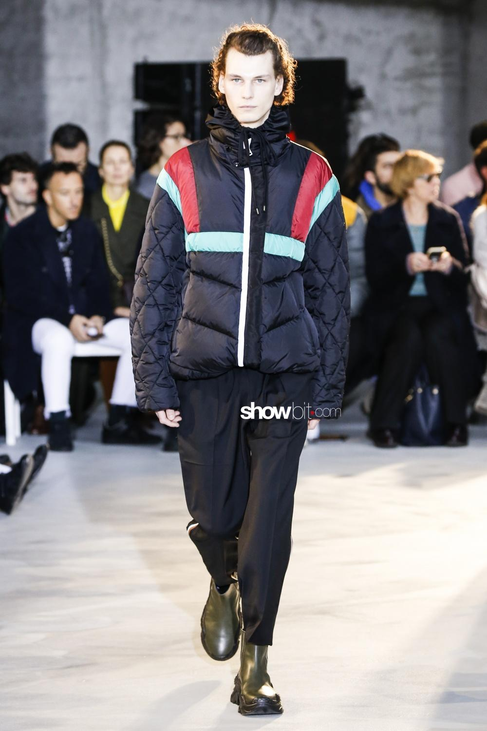 N21 Milano men fall winter 2018