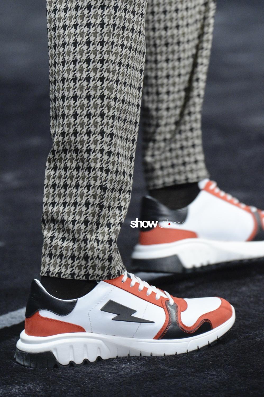 Neil Barrett shoes man Fall 2018 Milano